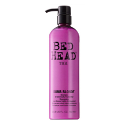 TIGI Bed Head Colour Dumb Blonde - Шампунь для блондинок 750 мл