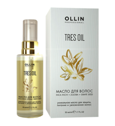 Ollin Professional Tres Oil - Масло для волос 50 мл