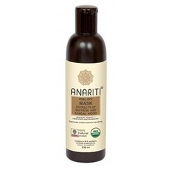 Anarirti Peel-off Mask - Маска отшелушивающая для лица с экстрактами шафрана и сандалового дерева 250 мл