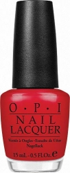 OPI Лак для ногтей - Colour So Hot It Berns, 15 мл
