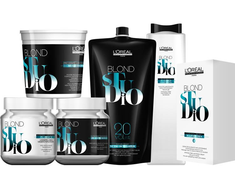 Blond Studio L'Oreal
