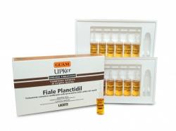 Guam UPKer Fiale Planctidil - Концентрированное средство против выпадения волос, 84мл