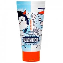 Elizavecca Hell-Pore Bubble Blackboom Pore Pack - Маска кислородная для очищения пор, 150 мл