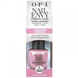 OPI Original Nail Envy (оттенок HawaiianOrhid) - Средство оригинальная формула с оттенком, 15 мл