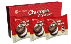 The Saem Chocopie Hand Cream Marshmallow Set - Комплект кремов для рук