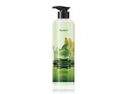 Deoproce Healing Mix Plus Body Cleanser Apple Banana - Гель для душа Яблочно-банановый, 750 г