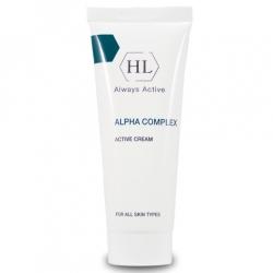 Holy Land Alpha Complex Active Cream - Активный крем, 70 мл