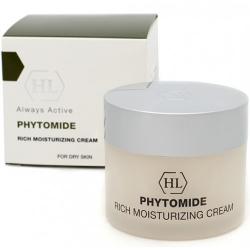 Holy Land Phytomide Rich Moisturizing Cream  - Обогащенный увлажняющий крем, 50 мл