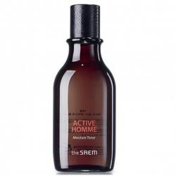The Saem Active Homme Moisture Toner Тонер для мужской кожи увлажняющий, 160 мл