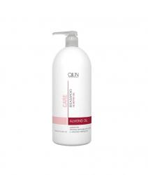Ollin Almond Oil Shampoo - Шампунь против выпадения волос с маслом миндаля 1000 мл
