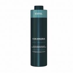 Estel KIKIMORA - Шампунь ультраувлажняющий торфяной для волос, 1000мл