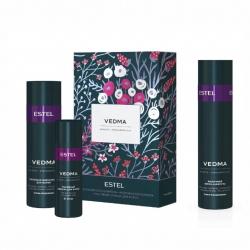 Estel VEDMA - Набор для волос (шампунь 250 мл, маска 200 мл, масло-эликсир 50 мл)
