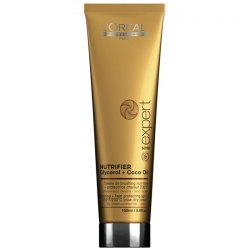 Loreal Professionnel Nutrifier - Термо-защитный крем для сухих волос, 150 мл