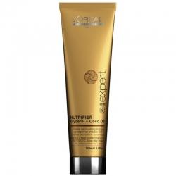 Loreal professionnel nutrifier - Лореаль профессионель нутрифайер термо-защитный крем для сухих волос 150 мл