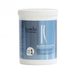 Londa Blondes Unlimited - Креативная осветляющая пудра 400 мл