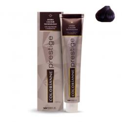 Brelil Colorianne Prestige - Крем-краска 5.67 Светло-коричневый божоле, 100 мл
