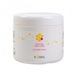 Kaaral Royal Jelly Cream - Реконструирующая маска для волос с пчелиным маточным молочком 500 мл