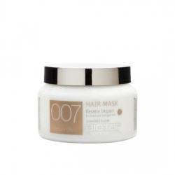 Biotop Professional 007 Keratin Impact - Маска для волос, 550 мл