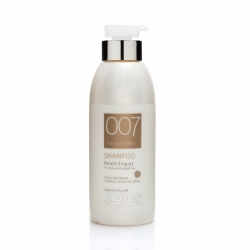 Biotop Professional 007 Keratin Impact - Шампунь для волос, 500 мл