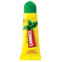 Carmex Mint - Бальзам для губ с ароматом мяты с защитой SPF15 10 гр