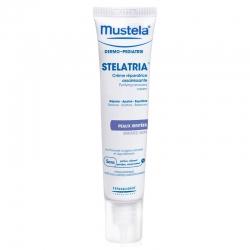 Mustela Bebe - Стелатрия крем эмульсия восстанавливающая, 40 мл