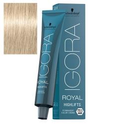 Schwarzkopf Igora Royal Highlifts - Игора Роял Хайлифтс 12-2 Специальный блондин пепельный, 60 мл