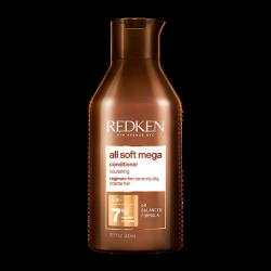 Redken All Soft Mega Conditioner - Кондиционер с питательным комплексом, 250 мл