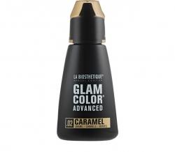 La Biosthetique Glam Color Caramel 02 - Оттеночный кондиционер Карамельный, 180 мл