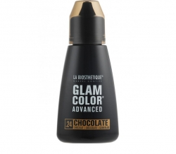 La Biosthetique Glam Color Chocolate 24 - Оттеночный кондиционер шоколадный, 180 мл