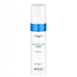 Aravia Professional Delicate Skin Fluid - Флюид успокаивающий с маслом овса для лица и тела, 250 мл
