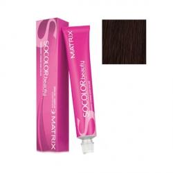 Matrix Socolor.beauty - Крем-краска перманентная Соколор Бьюти 5M светлый шатен мокка 90 мл