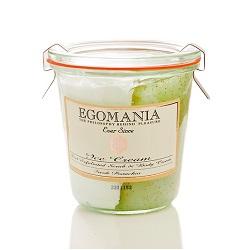 Egomania Exfoliation and body cream (cream) Pistachios - Пилинг и Крем для тела (Мороженое) Фисташки 290 мл