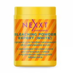 Nexxt Professional Bleaching Powder Expert - Осветляющий порошок белый в банке, 500 гр