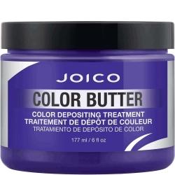 Joico Color Butter Blue - Маска тонирующая с интенсивным голубым пигментом, 177 мл