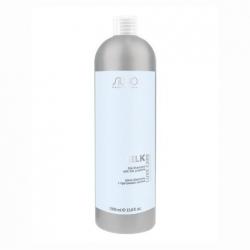Kapous studio luxe care Silk with silk proteins - Шелк-Шампунь с протеинами шелка, 1000мл