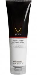 Paul Mitchell Mitch Heavy Hitter - Интенсивно очищающий шампунь, 250 мл