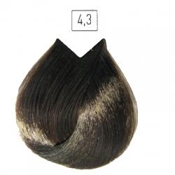 L'Oreal Professionnel Majirel - Краска для волос 4.3 (шатен золотистый), 50 мл
