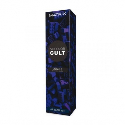 Matrix Socolor Cult Lucky Admiral Navy - Краситель прямого действия Морской адмирал 118 мл