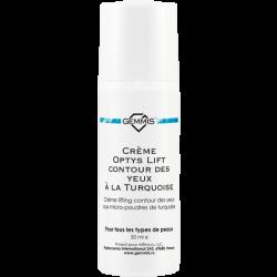 Gemmis Crème Optys Lift contour des yeux à la Turquoise - Бирюзовый крем-лифтинг для век, 50 мл