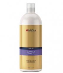 Indola Glamorous Oil Shampoo – Шампунь «Чарующее сияние» 200 мл