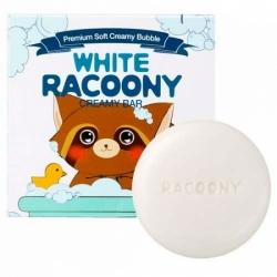 Secret Key White Racoony Creamy Bar - Мыло кремовое осветляющее, 85 г