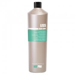 Kaypro Liss Hair Care - Шампунь для разглаживания вьющихся волос, 1000 мл