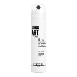 L'Oreal Professionnel Tecni. Art 6 FIX - Фиксирующий спрей сикс фикс (6 fix), 250 мл