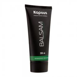 Kapous Professional Бальзам для всех типов волос с ароматом ментола и камфорой 200 мл