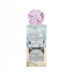 Invisibobble ORIGINAL Desert Bloom Stuck On You - Набор резинок для волос серый/черный, 6шт
