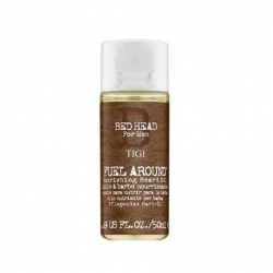 Tigi Bed Head for Men Fuel Around Beard Oil - Питательное масло для бороды, 50 мл