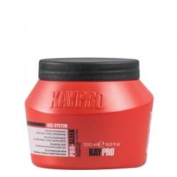 Kaypro Pro-Sleek - Маска дисциплинирующая для химически выпрямленных волос, 500 мл
