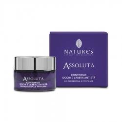 Nature's Assoluta - Крем антивозрастной вокруг глаз и губ 15 мл