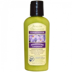 Avalon Organics Lavender Nourishing Conditioner travel size - Мини Кондиционер лаванда, 57 г