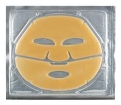 Anskin Natural Gold Hydro Essence Gel Mas - Маска для лица гидрогелевая с золотом, 70гр